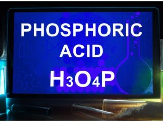 E338 (Phosphoric Acid) - Food Additive Health Hazards (Skin) & Uses (Soda)