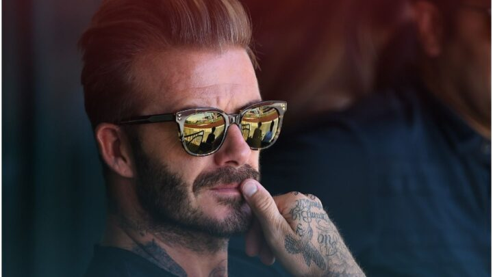 13 Famous People With Tourette's Syndrome (David Beckham?)