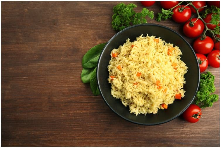Yellow Rice vs White Rice - Which Is Healthier