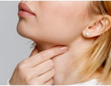 15 Essential Oils For Swollen Lymph Nodes Behind Ear, In Armpit, Neck, Throat, and Groin