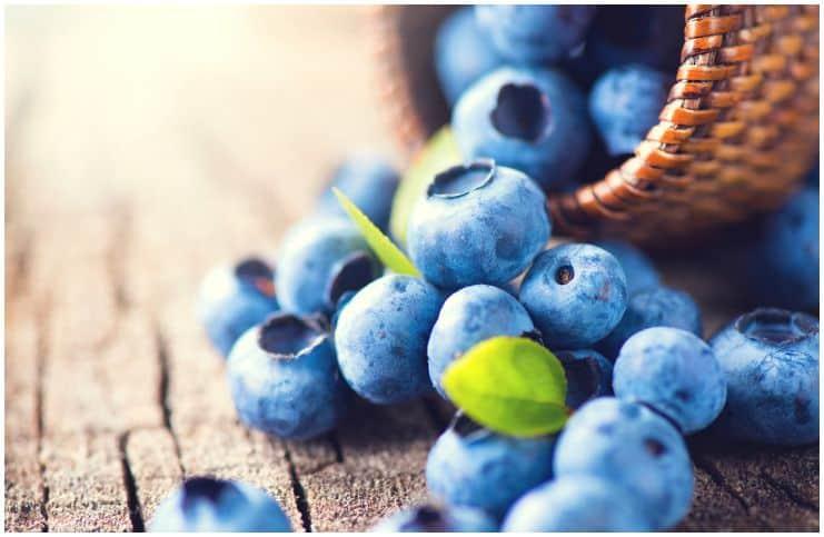 blueberies