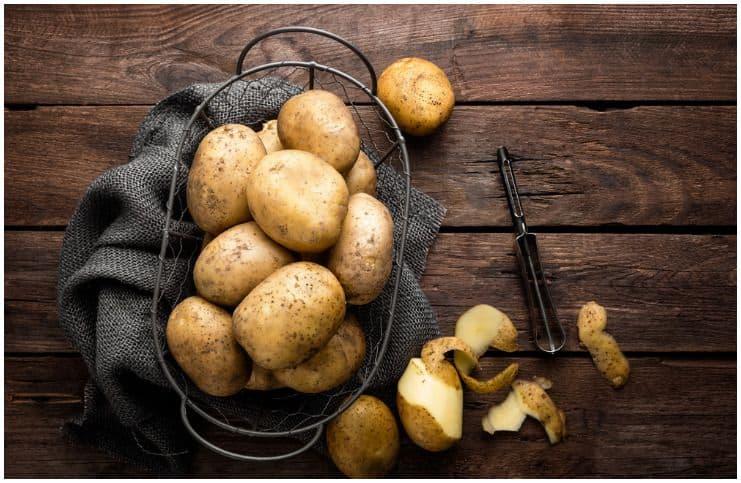 potatoes a