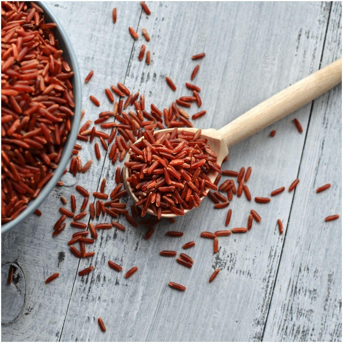Red Rice Health Benefits