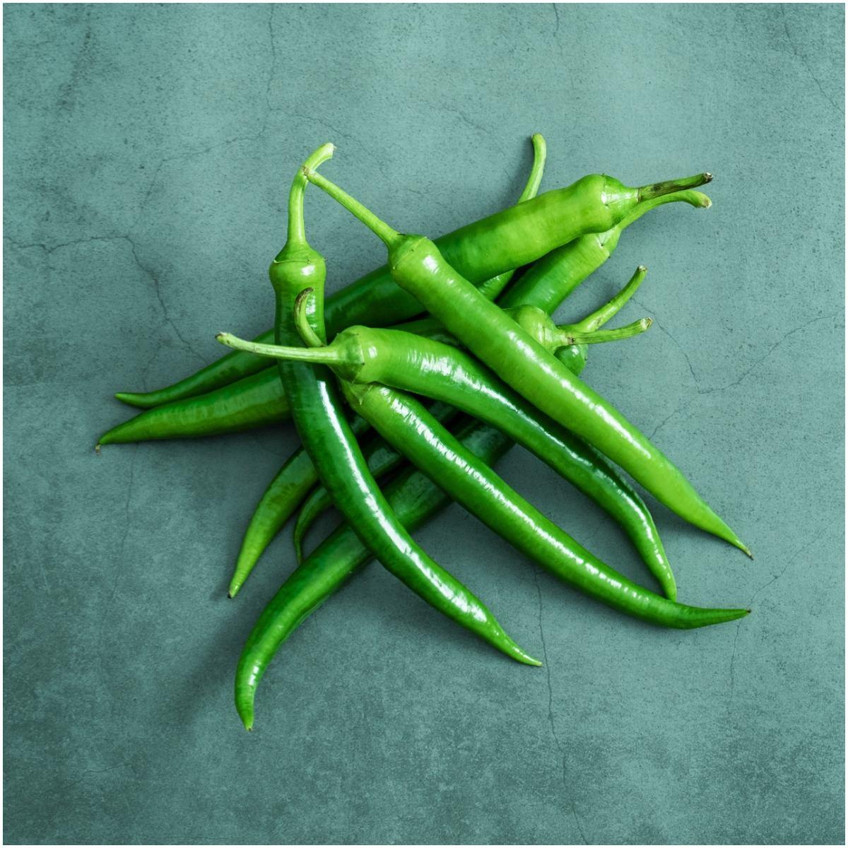 Green Chilis