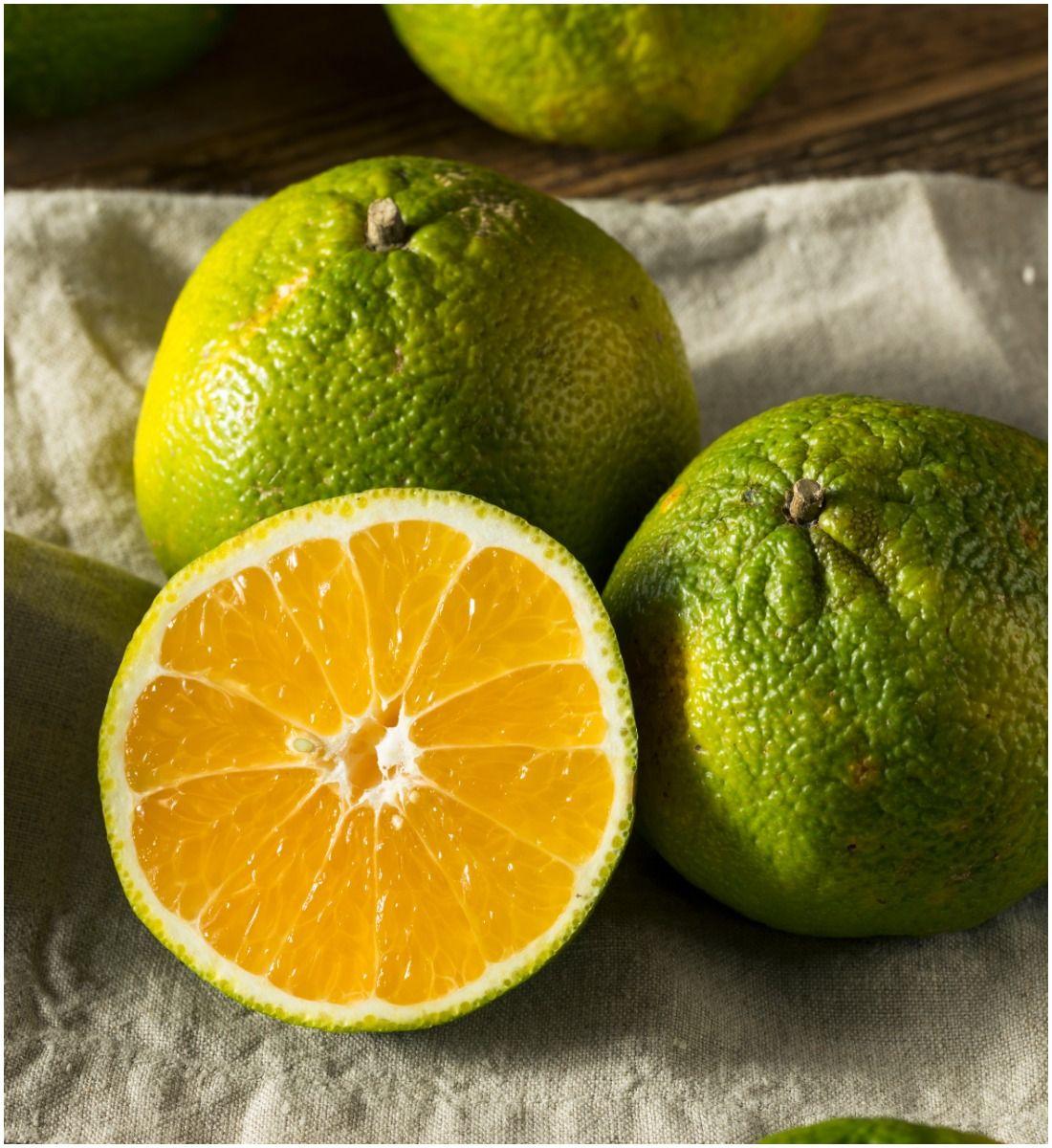 Ugli Fruit